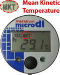microDL mean kinetic temperature
