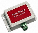 Point Sensor Pulse Counter