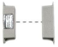 Point Sensor IR Counter-LL: Front Firing (Discontinued)
