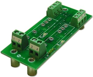 T2SS - 2 Channel I/O Module 1-Wire Expansion Card (Discontinued)