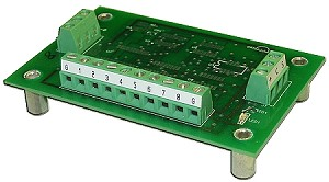 T8D - 8 Channel Digital I/O 1-Wire Card