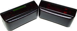 Point Sensor IR Counter: Side, Front and Dual Beam