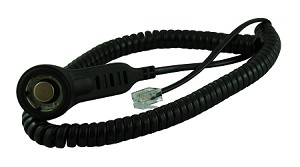DS1402-RP8+ - iButton Probe Cable Reader, Serial or USB, 8ft Length