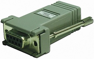 DS9097U-S09# - RS232 1-Wire Host Adapter w/o ID